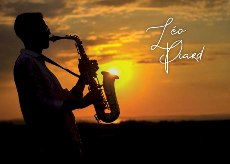LEO PIARD - Saxophoniste