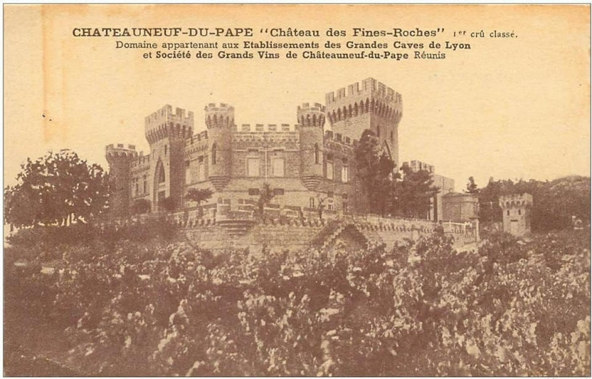 Les Grandes Caves de Lyon rachètent le domaine en 1932