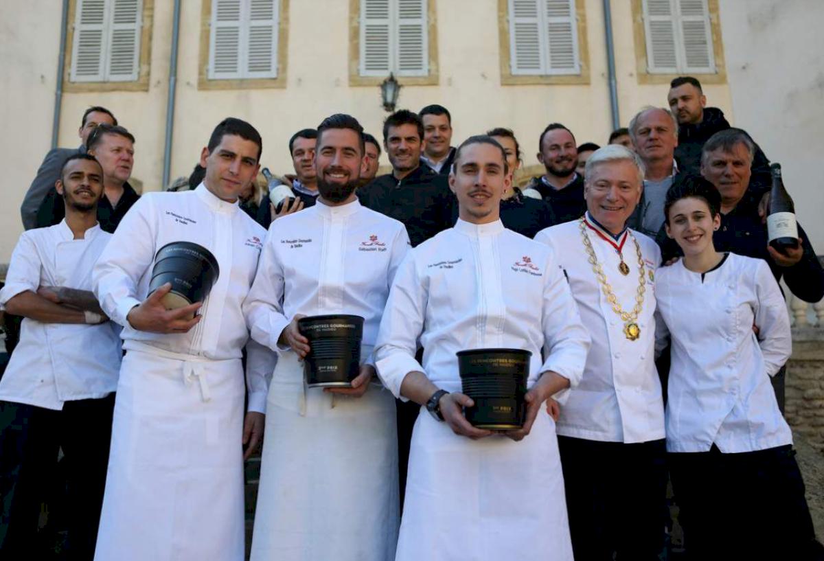 Accord mets-vins : l'inspiration du chef Hugo Loridan Fombonne